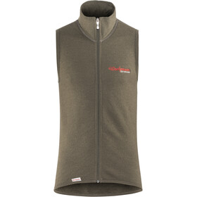 Woolpower 400 Vest, pine green
